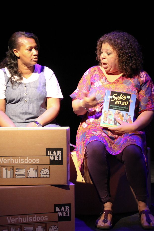 De Theaterpraktijk – Carla Verwer